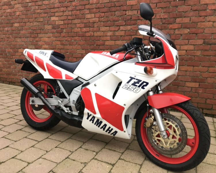 Yamaha 2-Stroke Motorcycles and Parts For Sale